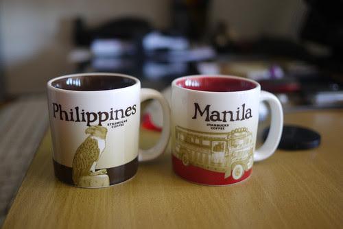 starbucks mini mugs