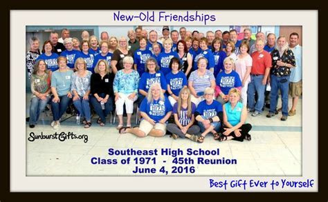 High School Reunions Create New Old Friendships