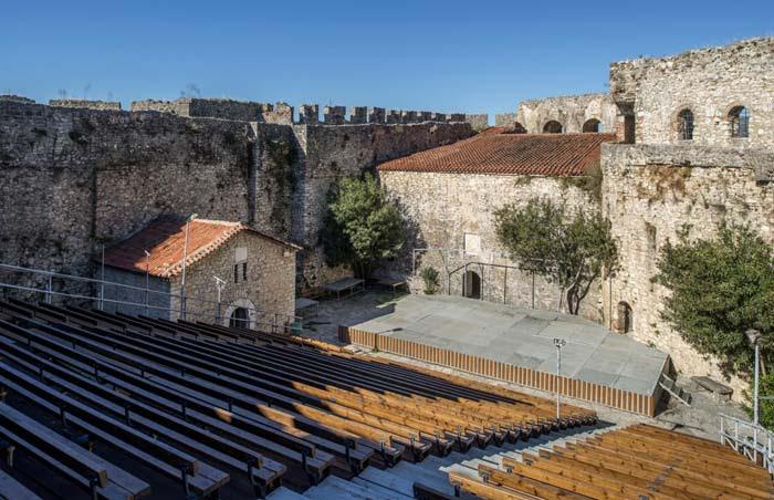 Άρτα: Λίνα Μενδώνη: Μεταφέρεται το Θέατρο Κάστρου Άρτας!