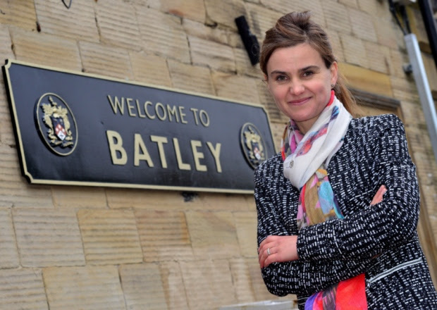 Jo Cox, MP for Batley & Spen