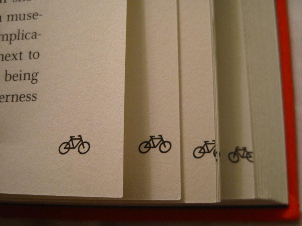 Bike both ways.