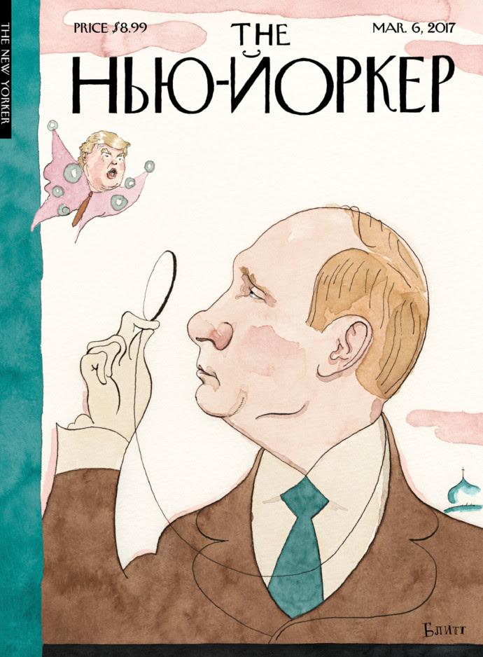 """Cover Story: Barry Blitt's """"Eustace Vladimirovich Tilley"""""""
