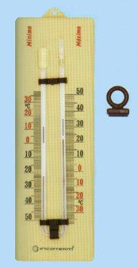 termômetro de máxima e mínima