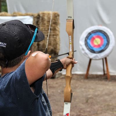 jeff tessier archery instructor  san jose ca