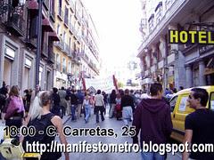 Foto de control en Carretas