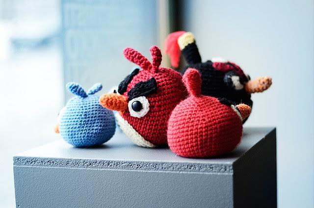 Pikselikippausta (KIP = knitting in public)