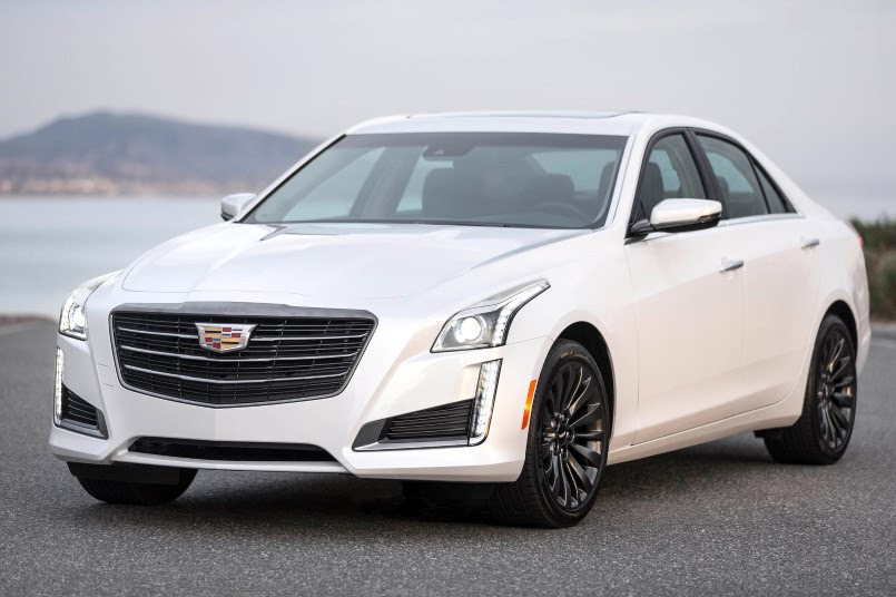 Blacked-out treatments for Cadillac ATS and CTS – Official | DPCcars