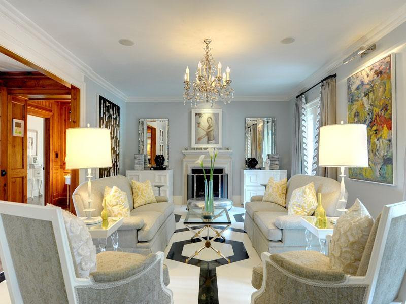 Interior Design Ideas for Luxury Living Rooms - INVHome