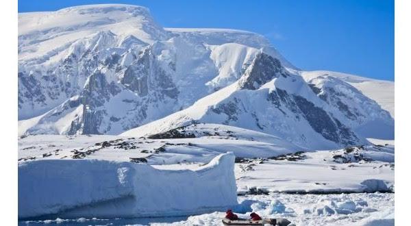 Record : une température de – 93°C relevée en Antartique