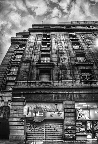 Portal Presidente Bulnes, Santiago de Chile by Alejandro Bonilla