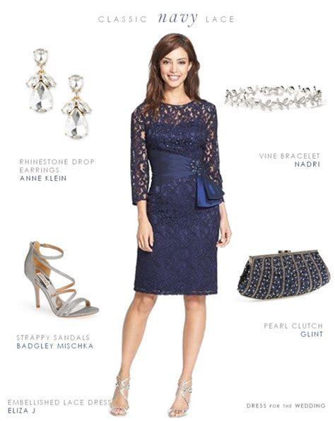 Navy Blue Lace Cocktail Dress   Lace cocktail dresses
