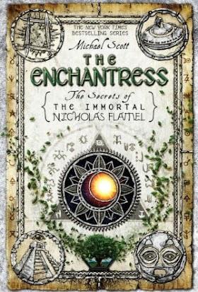 WISHFUL WEDNESDAY #25, THE ENCHANTRESS BY MICHAEL SCOTT
