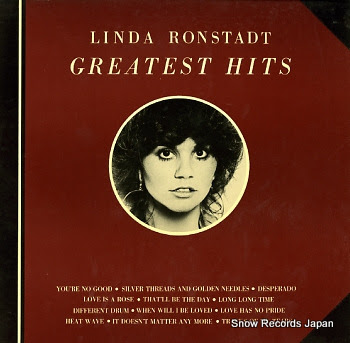 RONSTADT, LINDA greatest hits