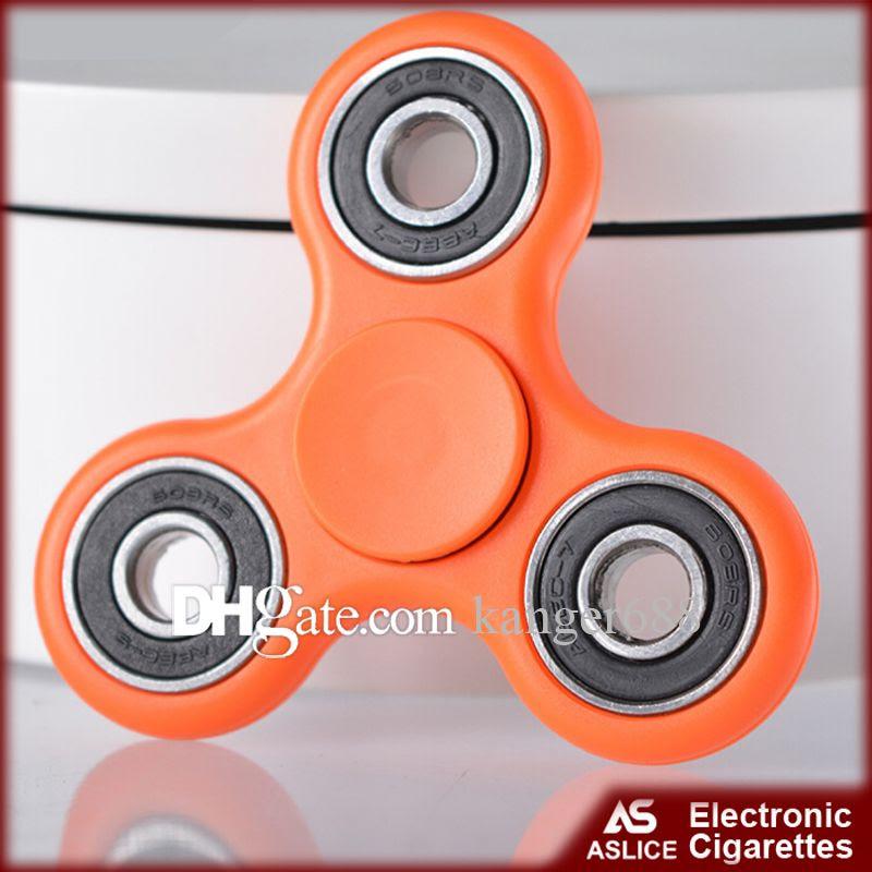 AsliceHand Spinner Fingertips Spiral Fingers Fid Spinner EDC Hand