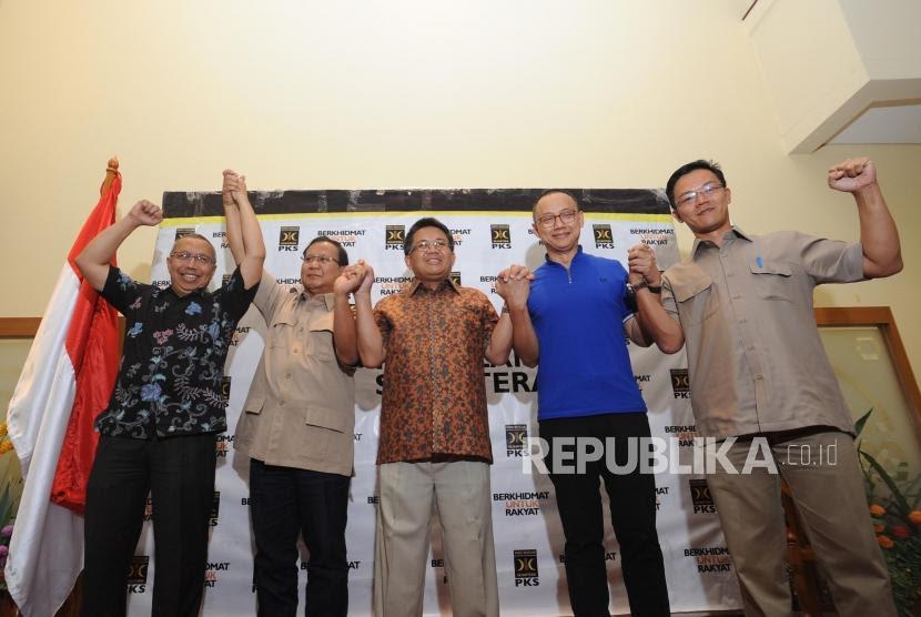 Pengamat: Koalisi Gerindra, PKS dan PAN Pijakan Awal Pilpres