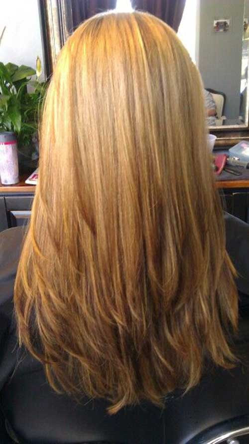 Long Hairstyles With Layers Straight Hair 16