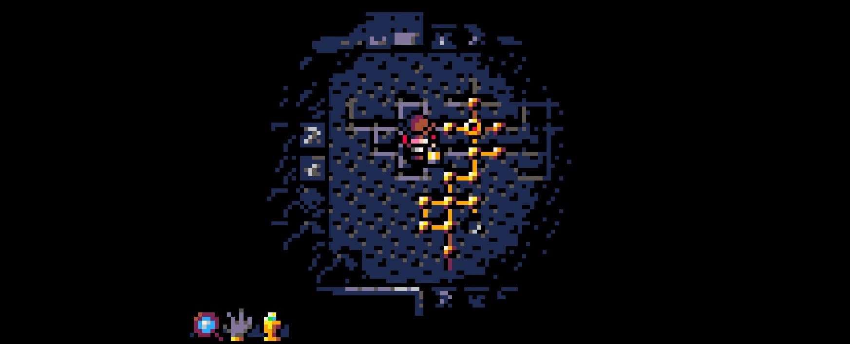 Dank Tomb and the PICO-8 Fantasy Console screenshot