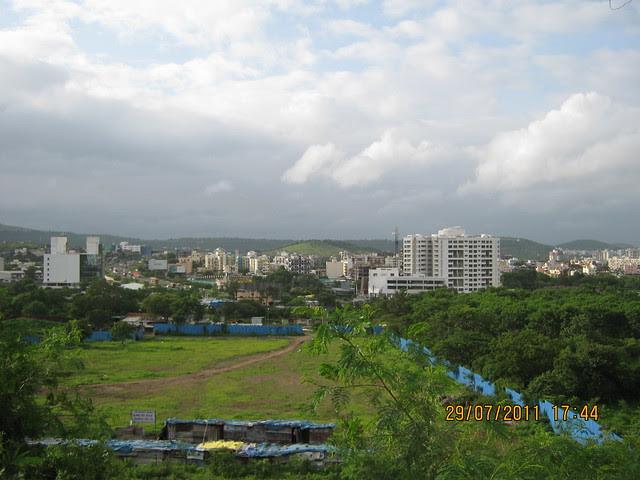 Bavdhan Budurk! - Visit to Paranjape Schemes' Gloria Grace, 2 BHK & 3 BHK Flats, at Bavdhan, on Paud Road, Kothrud Annexe, Pune
