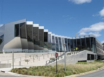 English: The John Curtin School of Medical Res...