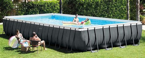 intex ultra xtr frame pools reviews pools  tubs
