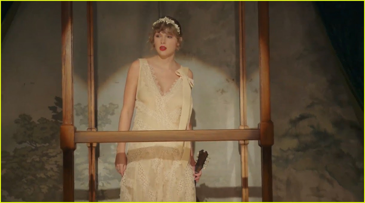Taylor Swift Drops 'Willow' Music Video, Reveals Song ...