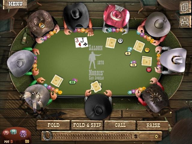 Governor of Poker 2 Platinum Edition  GameHouse
