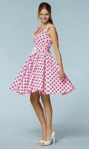 Frisur Zu Petticoat Kleid Schöne Frisuren