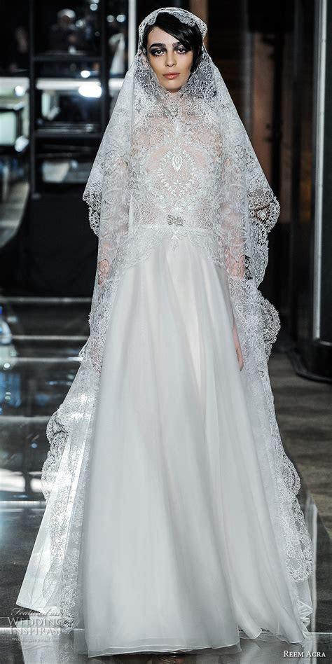 Reem Acra Spring 2018 Wedding Dresses ? New York Bridal