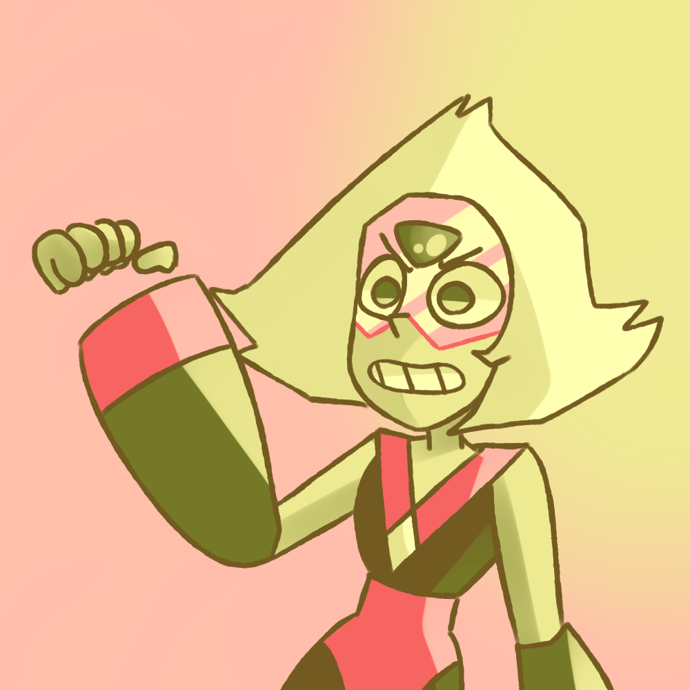 Peridot in palette 6 for anon!