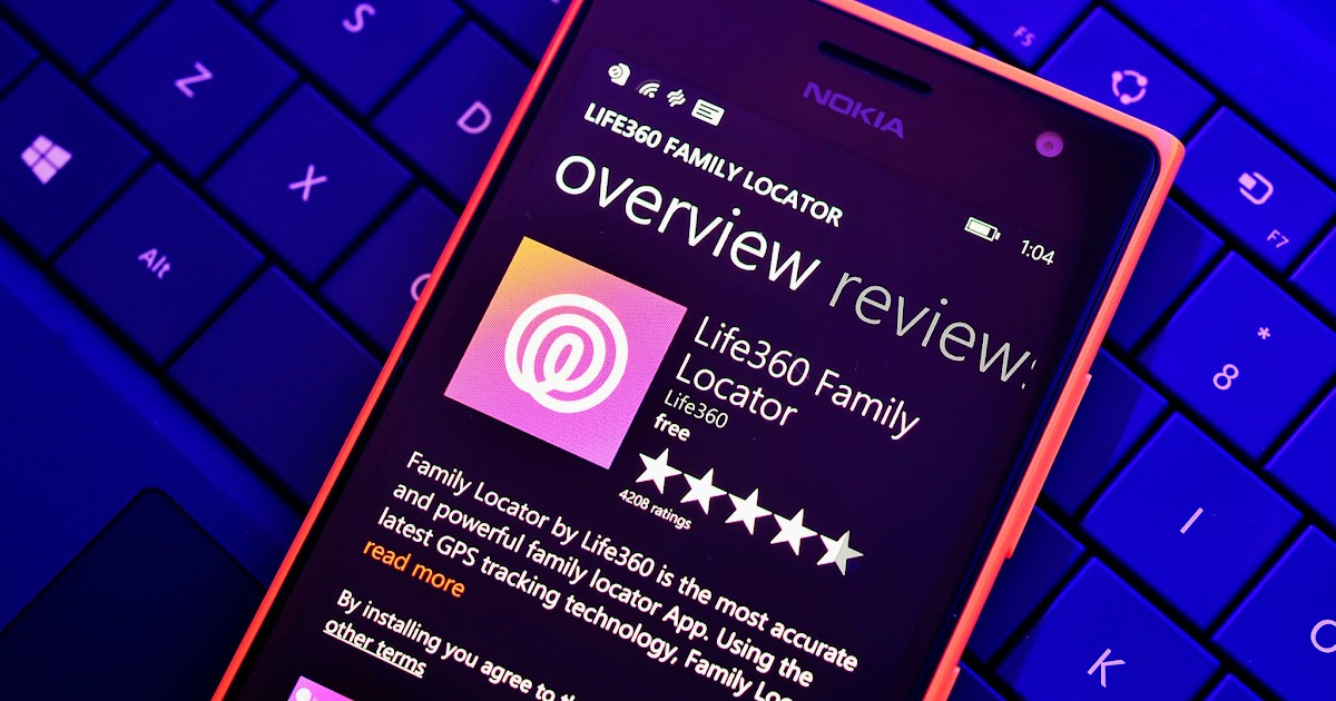 windows phone news life360 ends support for its windows phone family location app. Black Bedroom Furniture Sets. Home Design Ideas