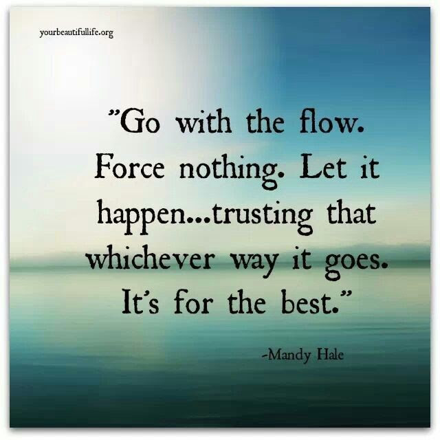 Just Go With It Quote Quote Number 656840 Picture Quotes