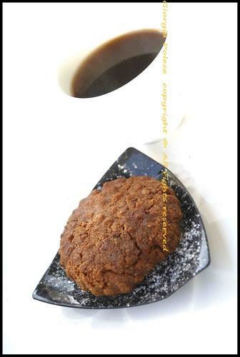 biscottino speculoos e caffè