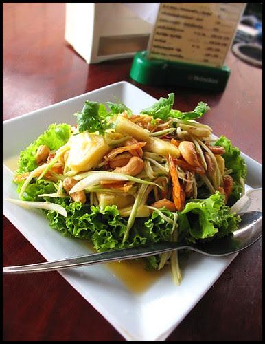 Yam Gung Siap at Pak Nam Seafood