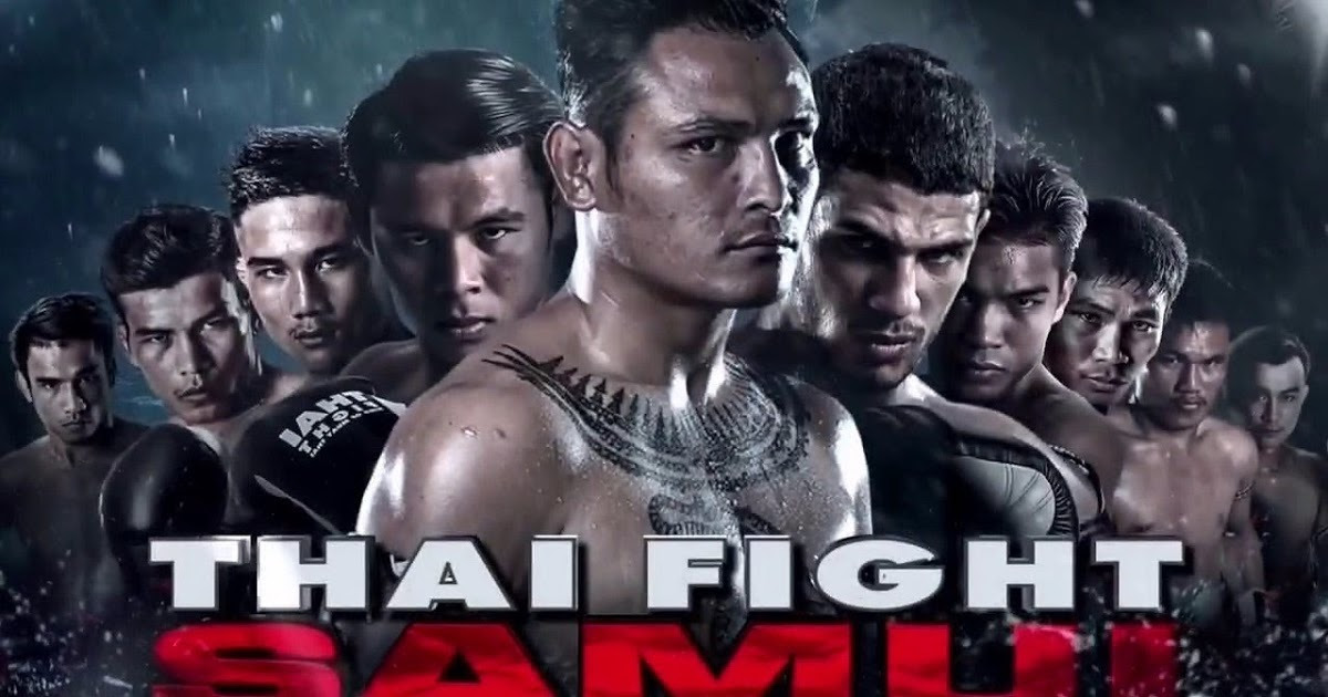 ไทยไฟท์ล่าสุด สมุย [ Full ] 29 เมษายน 2560 ThaiFight SaMui 2017 🏆 http://dlvr.it/P2Y2Cv https://goo.gl/MufYJn