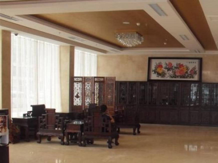 Discount GreenTree Inn Heze Cao County Qinghe Road Business Hotel