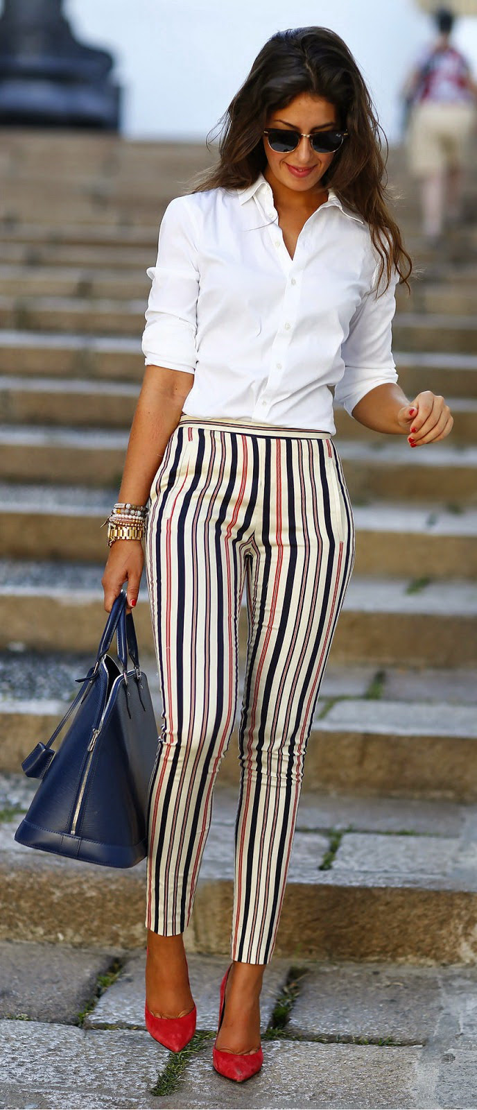 trendy summer work outfits for women 2020  fashiongum