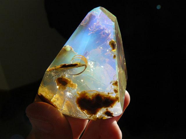 océan à l'intérieur d'une opale Oregon Butte (7)
