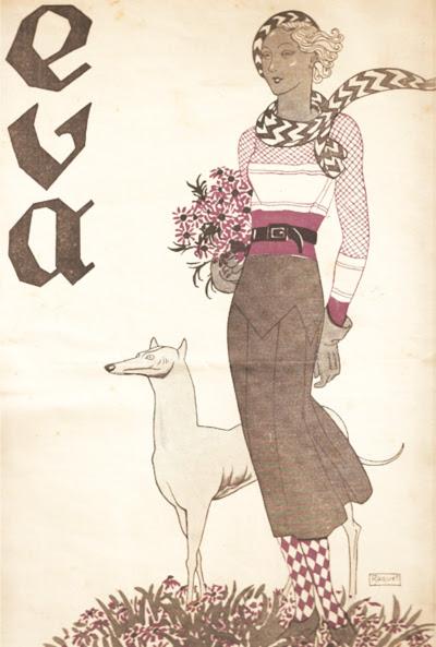 Raquel Roque Gameiro, Eva, May 21 1932