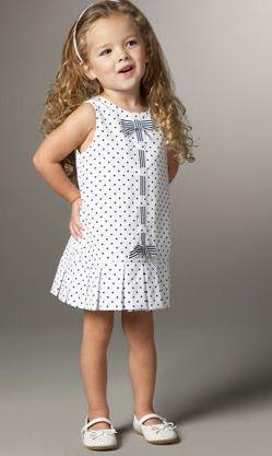 Florence Eiseman Polka-Dot dress @ Bergdorf Goodman.