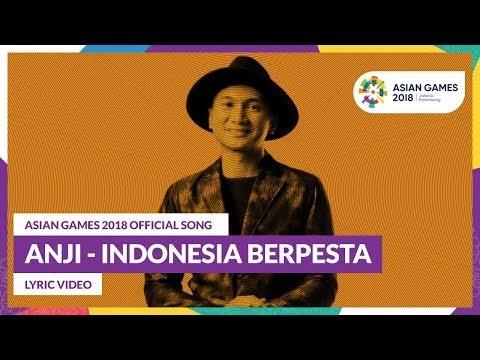 Lirik dan Chord Gitar Indonesia Berpesta Anji