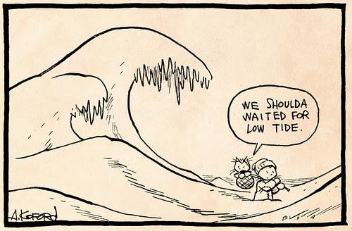 Laugh-Out-Loud Cats #2191 by Ape Lad