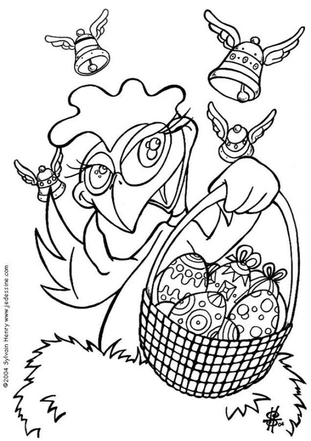 Dibujos Para Colorear Pascua Imprimir 88 Dibujos Para Pintar De Pascua