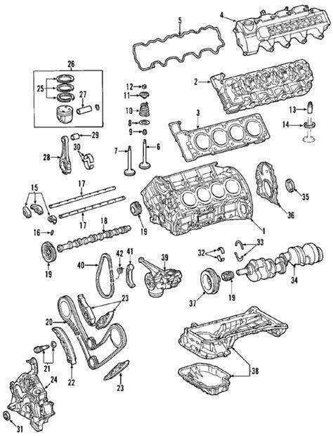 Parts.com® | Mercedes-Benz CLK430 Engine OEM PARTS