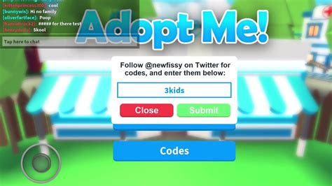 Roblox Code On Adopt Me - Free Robux In Seconds