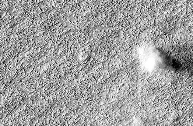 Earlier this year, observations from the High-Resolution Imaging Science Experiment (HiRISE) camera on board Nasa's Mars Reconnaissance Orbiter caught three dust devils in action
