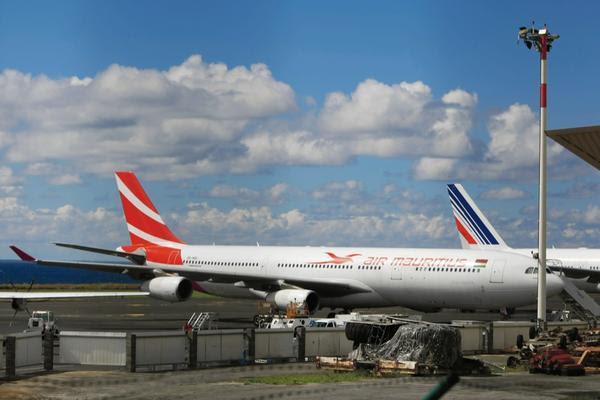 Air Mauritius/Air France in Port Louis, Mauritius