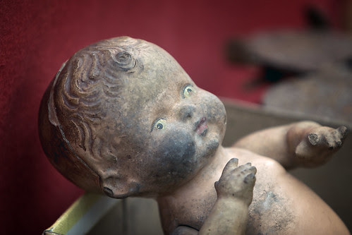 Old Doll 2907