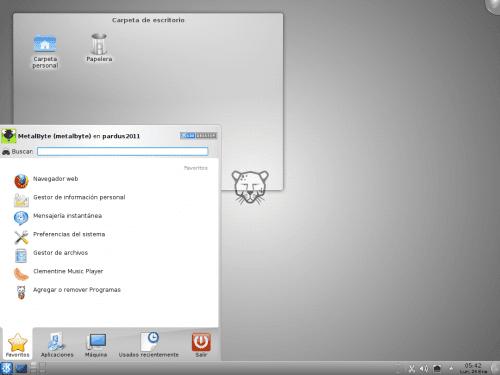 Pardus 2011 KDE 500x375Un repaso a Pardus 2011