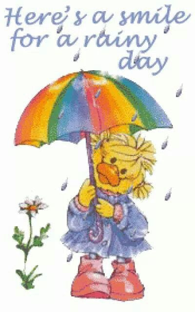 Good Morning Happy Rainy Day Images Happy Rainy Morning