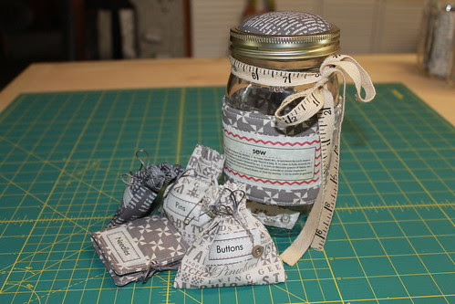 Sewing Kit by SunshineSews